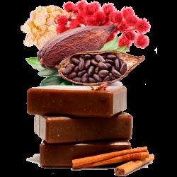 Raw Chocolate Soap Bar